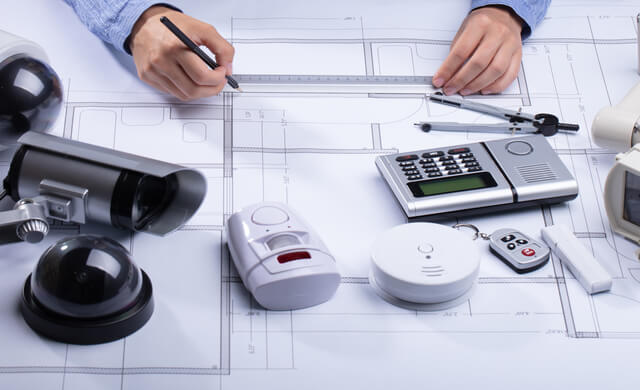 cost of alarm system installation