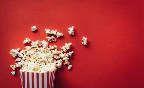 Film - popcorn