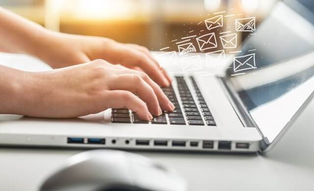 Setting up a business email