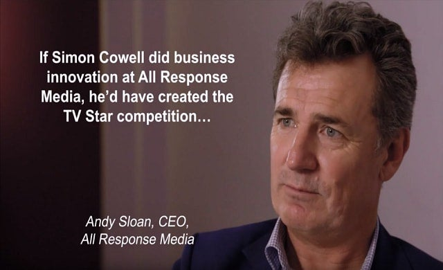 """All Response Media's TV Star Competition 2019 is looking for """"businesses with the X Factor"""""""