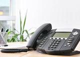 VoIP phone installation