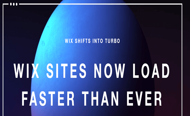 What is Wix Turbo? | startups co uk