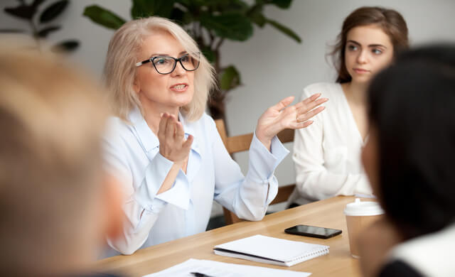 how to be a great business woman