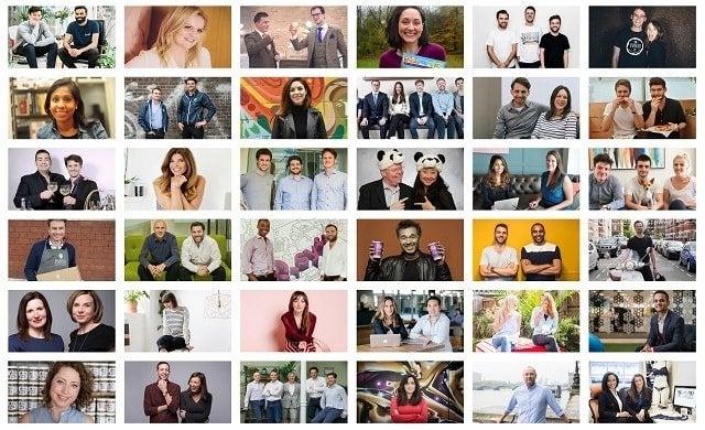 Startups 100 2018