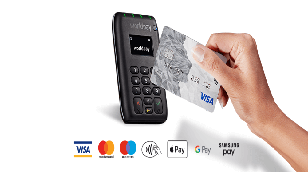 mobile card readers worldpay