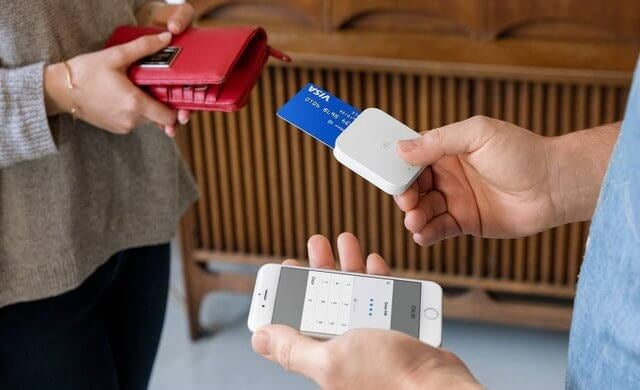 mobile card readers square