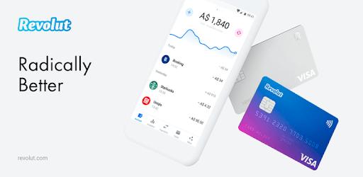 revolut fintech app
