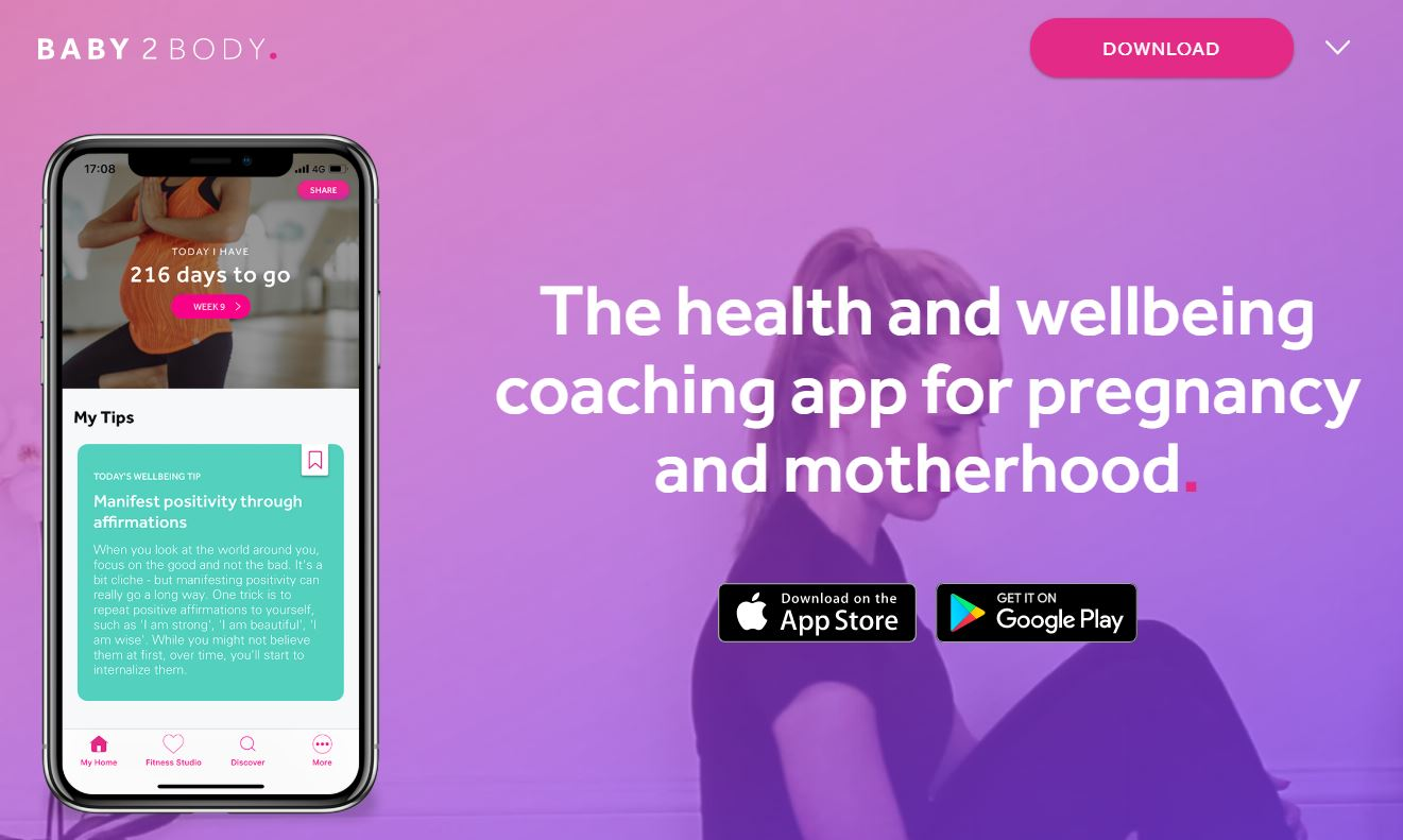 baby2body workout app