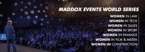 maddox events gender diversity startup