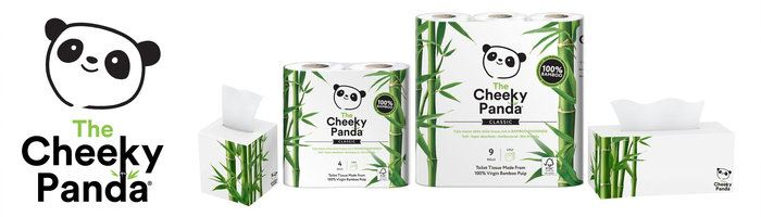 the cheeky panda ethical startup