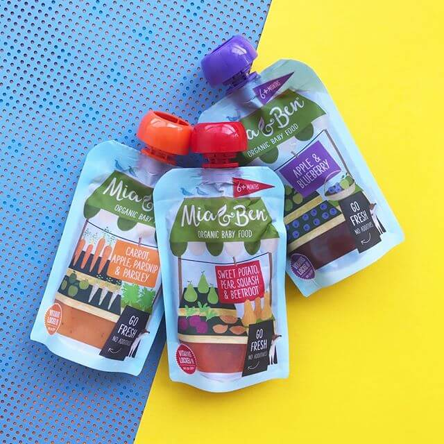 foodie startups picnic picks