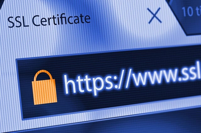 SSL Encryption - Website costs