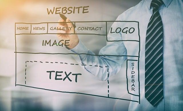 Create a business website