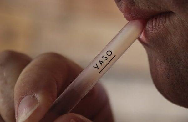 Vaso: just started