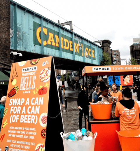 can for a can campaign