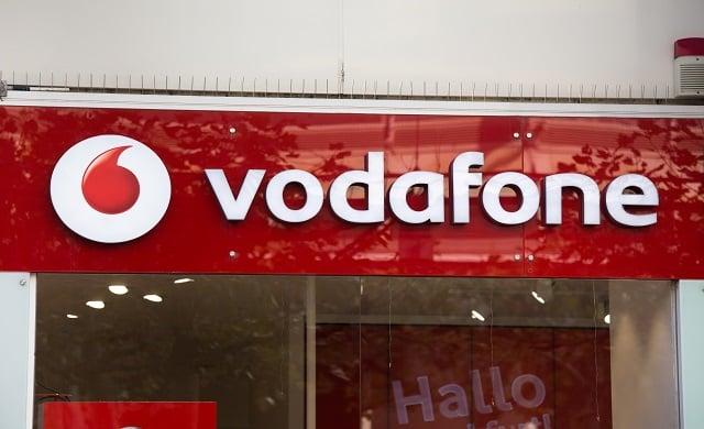Vodafone business broadband