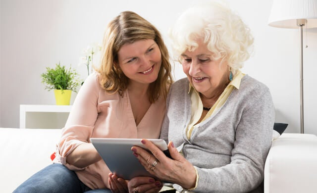 Business ideas for 2020: Smart tech to help the elderly