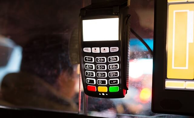 taxi card payments