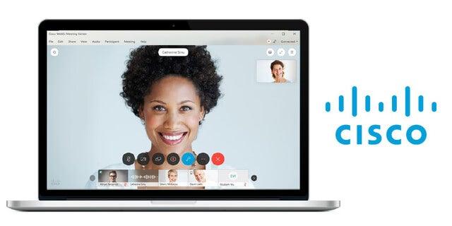Cisco Webex video conferencing software