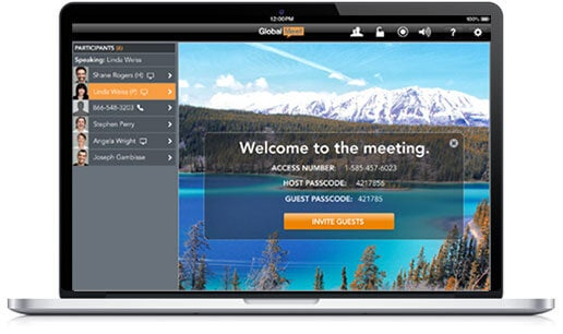 PGi GlobalMeet video conferencing software