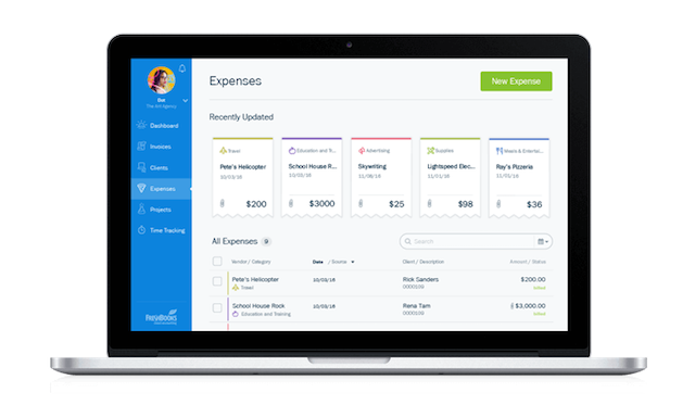 FreshBooks accounting software for small businesses
