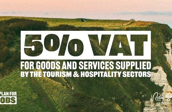 Hospitality VAT cut
