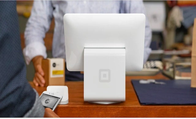 Square payments hardware
