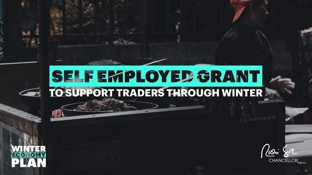Self employed grant