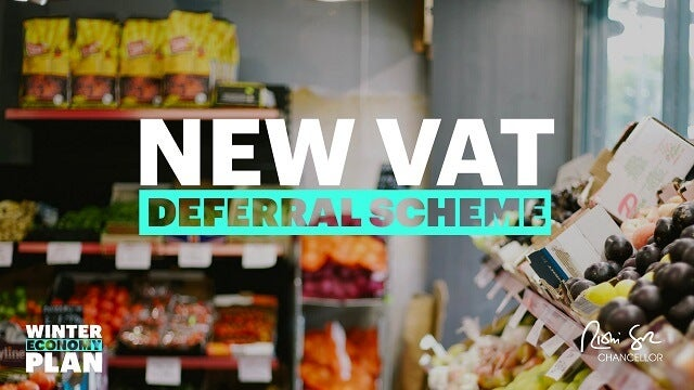 VAT deferral