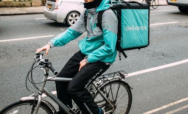 Deliveroo rider 2020