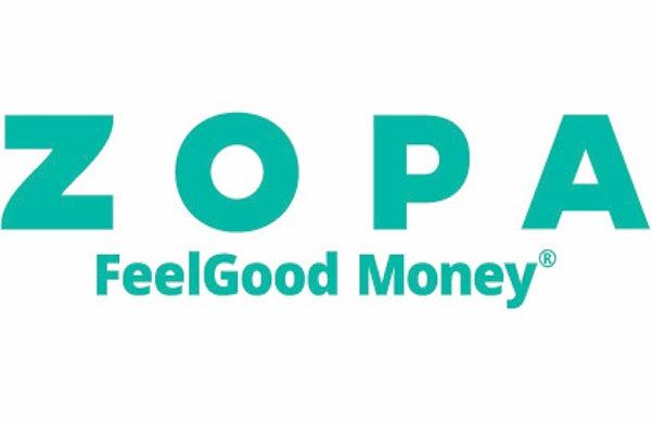 Zopa logo teal