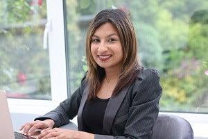 Binita Shah, Social Media Tini