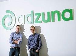 Adzuna founders
