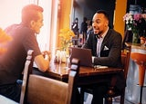Businesses born in hospitality venues