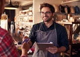 take payment without merchant account