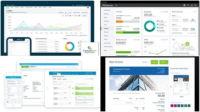 Best self employed accounting software