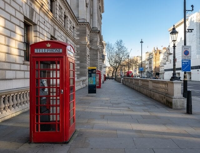 Lockdown winners and losers - UK tourism