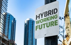 Is hybrid working the future for small businesses?