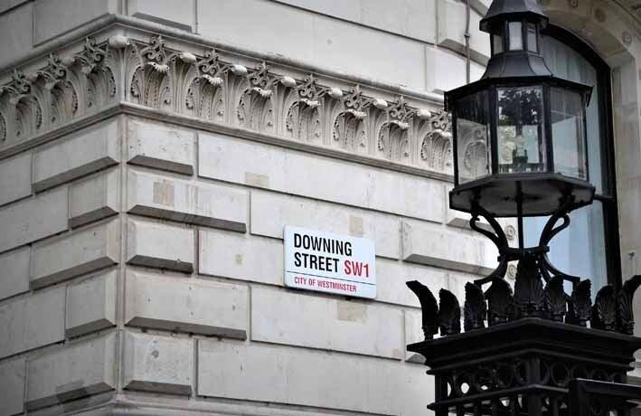 Downing Street National insurance lift