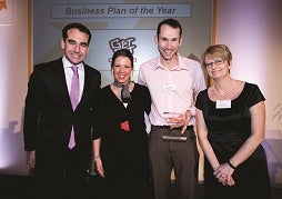 Business Plan of the Year 2009
