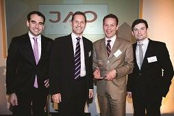 Best Use of Technology Award 2009