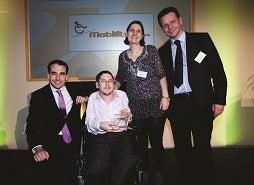 Adversity Award 2009