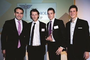 Service Business of the Year 2009