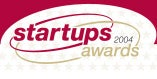 Startups Awards Winners 2004