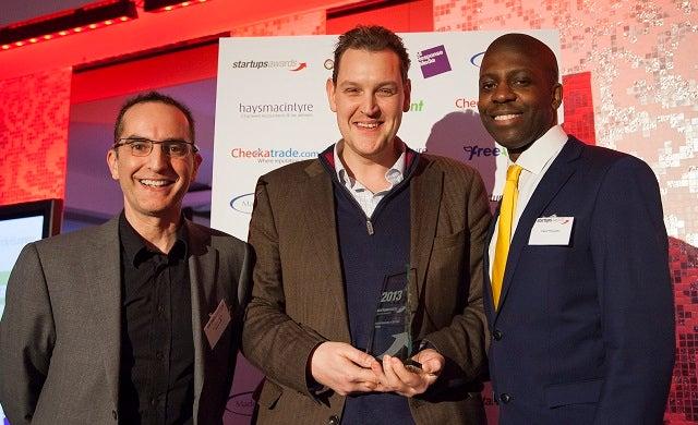 Crimson Publishing Start Ups Awards 2013
