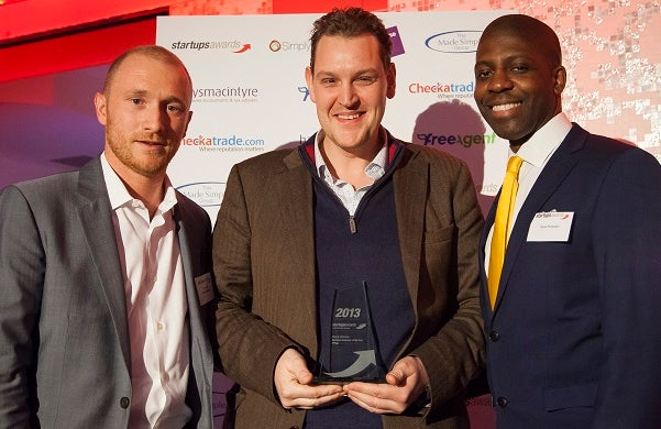 Startups Awards Winners 2013: Simply Business Startups Business of the Year (YPlan)