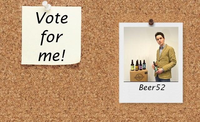 People's Champion Finalist: Beer52