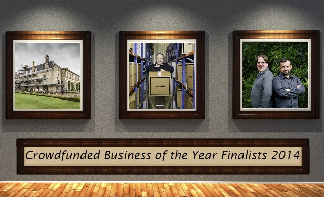 Crowdfunded Business of the Year 2014: Meet the finalists