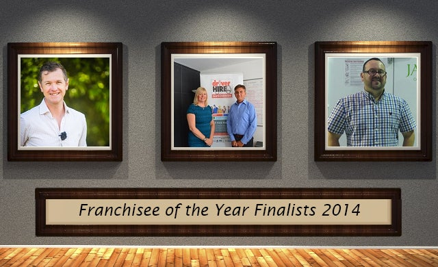 Franchisee of the Year 2014: Meet the finalists
