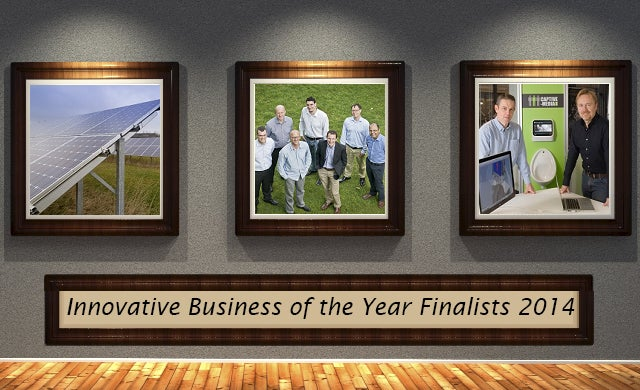 Innovative Business of the Year 2014: Meet the finalists